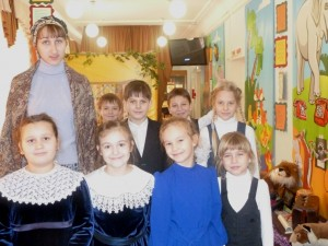 Чудо-мир К.И. Чуковского