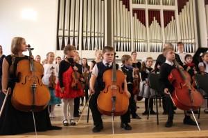 Camerata violini