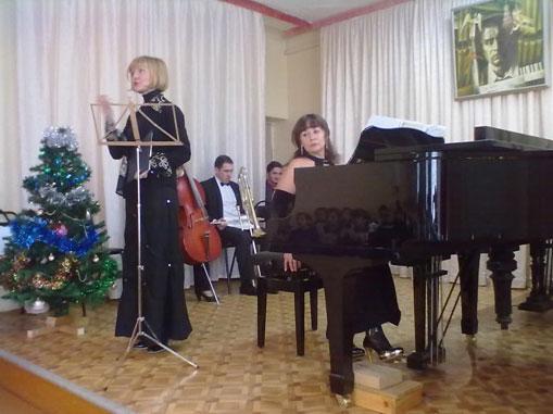 Гости из филармонии