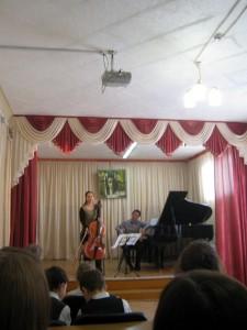 Зарубежные гости с концертом и мастер-классами