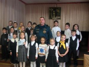 Госинспектор МЧС Алексей Николаевич Сорокин
