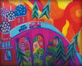Конкурс творческих работ «Мир как гармония контрастов»