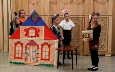 Концерт «Милым мамам» в детских садах Энгельса