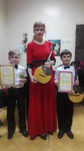 Всероссийский конкурс музыкантов-исполнителей и инструментальных ансамблей «Гара»