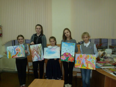 Школа юного искусствоведа