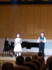 Лицеисты на концерте в Саратовской филармонии
