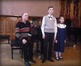 Победа юных композиторов в Санкт-Петербурге