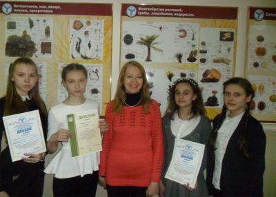 Успех лицеистов на международном молодёжном форуме в Саратове
